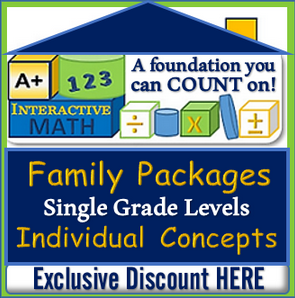 Family Packages, Single Grade Levels, Individual Concepts - Exclusive Discounts